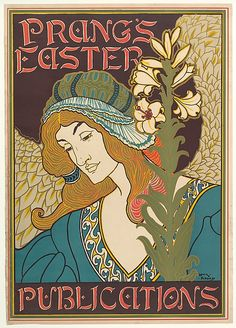 Prang's Publications: Easter
