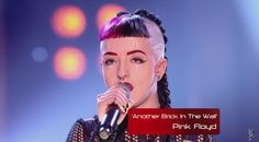 """Cody Frost sang """"Another Brick in the Wall"""" by Pink Floyd on The Voice UK 2016 Season 5 episode night. Cody advanced to the next round for Team Boy George. See more of The Voice UK posts and videos here. Watch the performance below. Check out other related posts:Harry Fisher Performs 'Hello' on The Voice … … Continue reading →"""