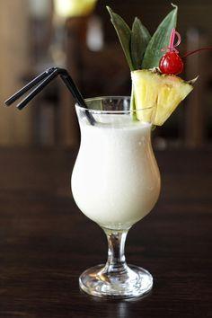 nice frozen cocktail ica