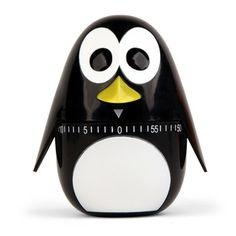 Äggklocka - Pingvin