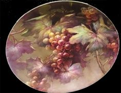 Grapes by Celeste McCall.  I sold this one in Denver at WOCP