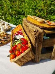 Food Truck, Picnic, Dairy, Basket, Cheese, Mobile Food Cart, Picnics, Picnic Foods, Food Trucks