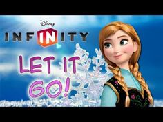 Disney Infinity: Toy Box Share - Let it Go!