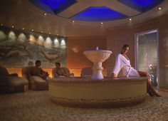 spa on disney wonder | Disney Cruise Line Activities | Off to Neverland Travel - Disney ...