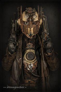 Les costumes steampunk de Alexander Schlesier  2Tout2Rien