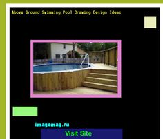 Above Ground Swimming Pool Drawing Design Ideas 133929 - The Best Image Search