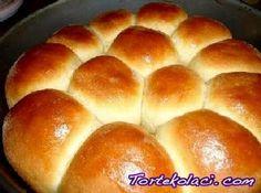 Mini zemičke Hot Dog Buns, Hot Dogs, Hamburger, Bakery, Mini, Recipes, Brot, Bread Store, Hamburgers