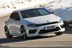 2015 Volkswagen Scirocco R http://www.cochessegundamano.es/volkswagen/scirocco/