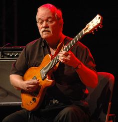 John Abercrombie Biography | Over a career spanning more than 40 years and nearly 50 albums, John Abercrombie has established himself as one the masters of jazz guitar.