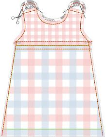 Sewing Tutorials Free small dreamfactory: Free sewing tutorial and pattern Dutch baby dress different sizes) Baby Clothes Patterns, Kids Patterns, Sewing Patterns Free, Free Sewing, Sewing Tutorials, Clothing Patterns, Free Pattern, Sewing Projects, Sewing Tips