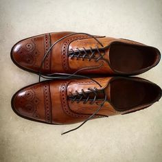b34a935f085 ALLEN EDMONDS STRAND IN WALNUT Allen Edmonds Strand