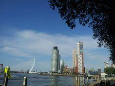 Kop van Zuid, Rotterdam.