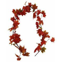 FloristryWarehouse Artificial Autumn Leaves Garland Decoration 6ft FloristryWarehouse http://www.amazon.co.uk/dp/B00ELKAWC6/ref=cm_sw_r_pi_dp_SXMKvb1GC5MKJ