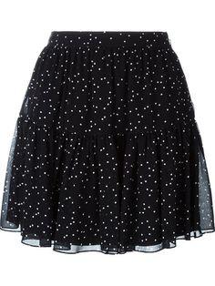 Explore the designer skater skirts edit at Farfetch. Find designer flared skirts & A line skirts from a range of coveted luxury labels. Cute Skirt Outfits, Cute Skirts, A Line Skirts, Cool Outfits, Frilly Skirt, Silk Skirt, Ruffle Skirt, Waist Skirt, Girl Fashion