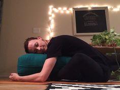Wonderful yin yoga series for anxiety by Nancy Nelson