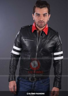 Game Alex Mercer Prototype Leather Jacket  The skinny style with the plastic shine leather jacket lives out the anticipation of the people who maintain their charisma and style. The individuality and the reserved personality is much to do with the stylish hood supplied with the jacket.  The