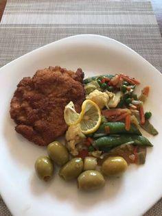 Egyiptomi rántott hús Hungarian Recipes, Hungarian Food, Risotto, Ethnic Recipes, Hungarian Cuisine