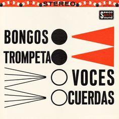 Bongos Trompeta Voces Cuerdas ( Designer: Stephan Haas, 1968)