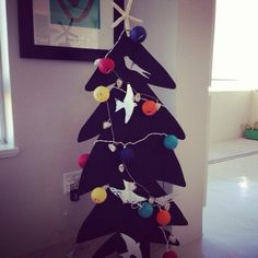 My Christmas Tree Homemade