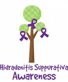 I suffer from HS. We need a cure! #hidradenitissupppurativa #warrior #hopeful #awareness