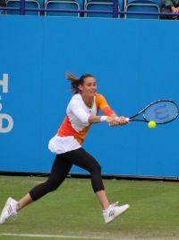 Flavia Pennetta's GS Performance Timeline & Stats Flavia Pennetta, Tennis Racket, Timeline