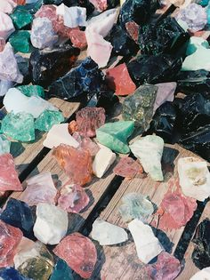 minerals & gems >>> BellJarsf.com <<< Gorgeous Little Things