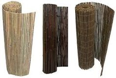 Image result for bamboo fencing rolls