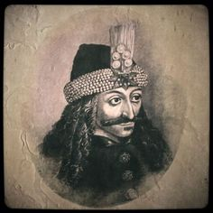 Vlad (the Impaler)....the main inspiration behind Dracula.