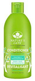 Aloe Vera + Macadamia Oil Moisturizing Conditioner - Buy Now
