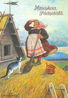 Glad Påsk - Jenny Nyström