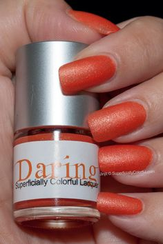 Superficially Colorful: Superficially Colorful Lacquer - Daring