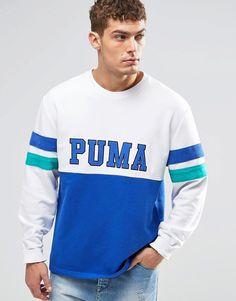 Puma+Vintage+Crew+Sweatshirt