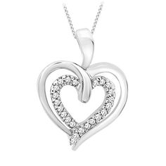 Carissima Gold 0.07 ct Diamond Double Heart Pendant on 9 ct White Gold Chain Necklace of 46 cm/18-inch Amazon Price: £389.00 £150.38 You save: £238.62 (61%). (as of March 28, 2016 17:14 - Details). Product prices and availability are  Read more http://cosmeticcastle.net/jewelery/carissima-gold-0-07-ct-diamond-double-heart-pendant-on-9-ct-white-gold-chain-necklace-of-46-cm18-inch  Visit http://cosmeticcastle.net to read cosmetic reviews
