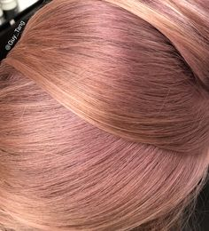 misty mauve+blush mix jn the rootage and blush on the ends for 50-10 minutes