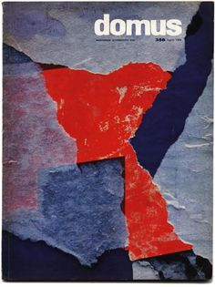 DOMUS 356 Luglio 1959 Gio Ponti [Editorial Director]