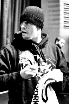Nate Diaz Autographing Shirt