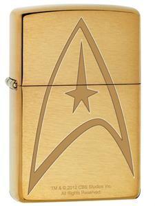 Star Trek Command Uniform Zippo Lighter Zippo Lighter