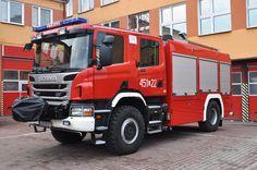 Scania P380/ISS Wawrzaszek