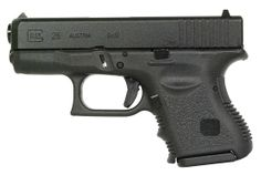 """Glock 26 9mm The """"Baby Glock""""  This is my back up EDC gun it never fails me"""