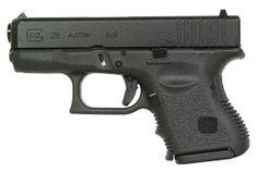 "Glock 26 9mm The ""Baby Glock"""