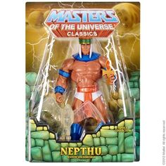 Nepthu the Wicked Sun Sorcerer Masters of the Universe Classics Action Figure #mastersoftheuniverse #heman #toys #christmasgifts