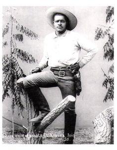 John T Glass Fort Apache Arizona