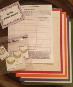 Math KITs (Fun Math Fact Practice Games) - a great way for kids to practice math facts at home or in school!