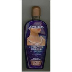 """Eurotan Optimizer Cobalt Tanning Syrup Spf 0 (Tingle Factor Plus Bronzer) 8.25oz by EUROTAN. $8.99. TANNING BED PROVEN. EXCELLENT FOR OUTDOOR USE. TANS ON CONTACT. SPF 0. WITH BRONZER.. Eurotan Optimizer Cobalt Syrup """"The Plateau Breaker"""" From the Eurotan Institute SPF 0 8.25 fl oz Tans on Contact Tanning Syrup Tingle Factor+ with Bronzer For Tanning Beds & Outdoors This tanning syrup starts your tanning experience on contact due to the addition of our specially formula..."""