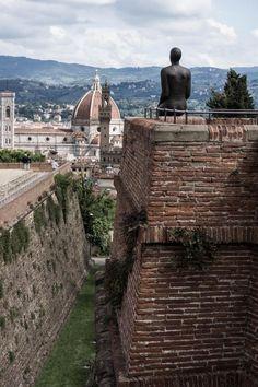 Forte di Belvedere o di San Giorgio Firenze (free, great views of Florence) - Florence