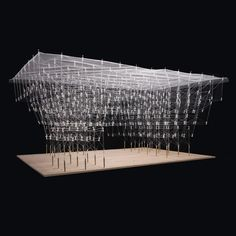 University of Tokyo students and Kengo Kuma have developed a 3D-printing pen…