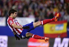 Karate Kid?. No! Diego Costa scores Milan... 2013.03.11