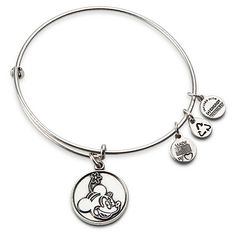Minnie Mouse Charm Bracelet By Alex And Ani Bracelets Disney Want