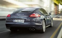 The Panamera S Hybrid is now official on the top of the wish list.