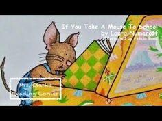 I School, Back To School, Preschool Songs, Preschool Ideas, Laura Numeroff, Kids Reading, You Take, Read Aloud, Pikachu